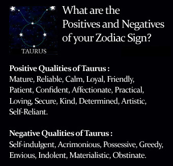 taurus personality Taurus is the venus-ruled earth sign, known for its artistic attitude and carefree,  yet conservative outlook taurean women are graceful,.